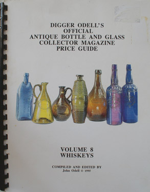 antique bottle collectors magazine