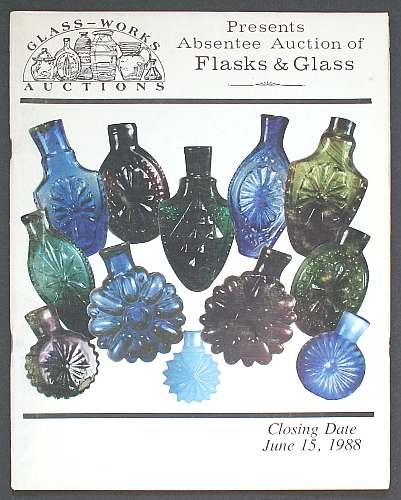 GWA 1988 Catalog --- AntiqueBottleHunter.com